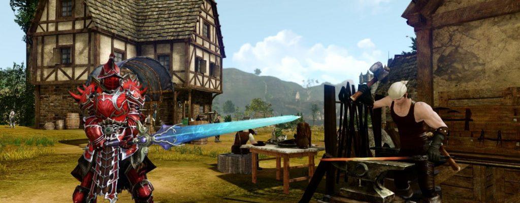 Firma hinter MMORPG ArcheAge plant neue Spiele für PC und Konsolen