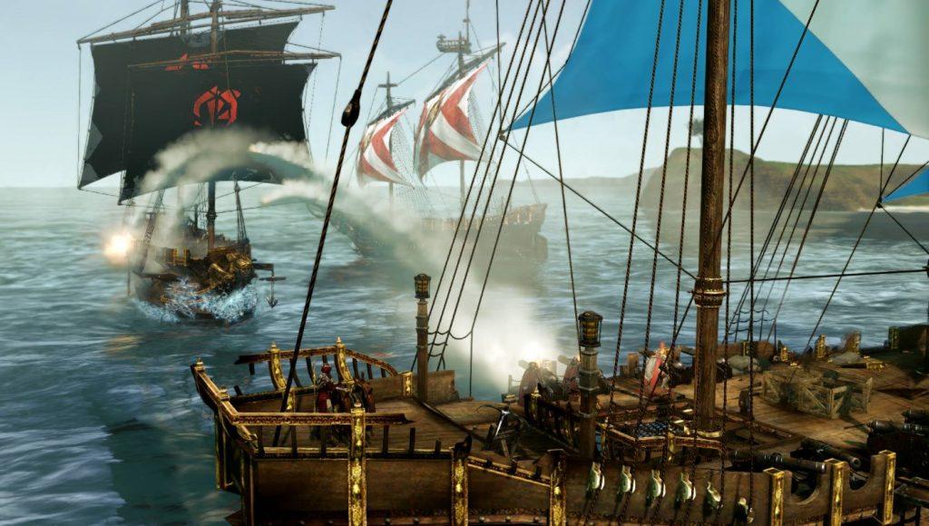 ArcheAge Schiffschlacht