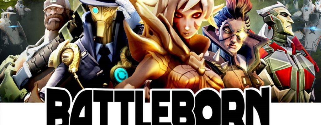 Neues MOBA Battleborn: League of Legends trifft Borderlands