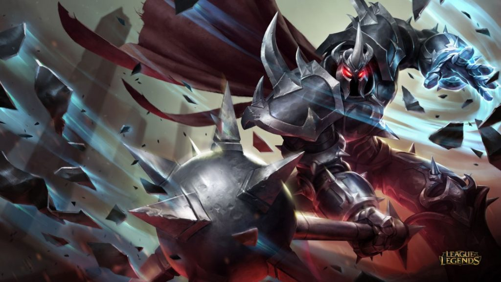 League of Legends Champion Mordekaiser