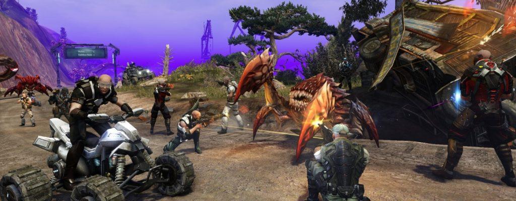 Defiance: Crossover-Event der Serie mit dem MMO – Archenbrecher