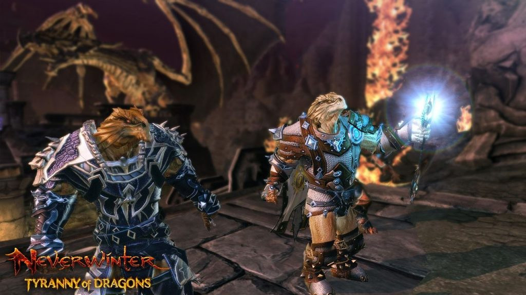 Neverwinter: Die Rasse Dragonborn