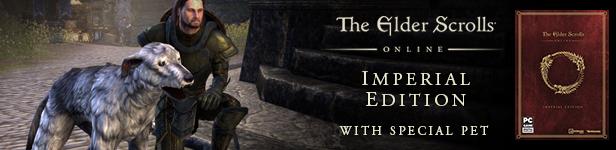 Elder Scrolls Online Pet bei Steam