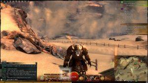Guild Wars 2: Unterwegs in der Trockenkuppe