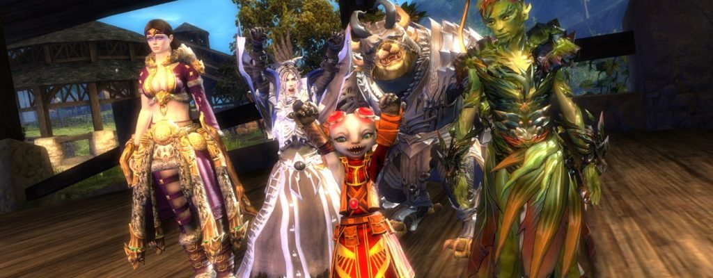 Für welchen Spielertyp ist Guild Wars 2 das ideale MMORPG?