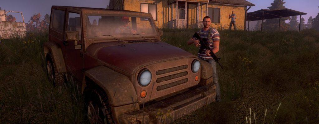 H1Z1: Autos sind verschließbare Zombie-Tötungsmaschinen mit Pflegebedarf