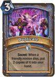 Hearthstone: Klassenkarte Duplicate (Magier)