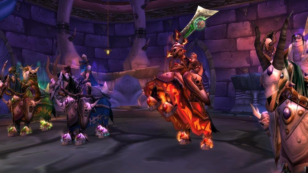 World of Warcraft: Four Horsemen