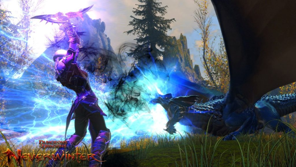 Der Hexenmeister in Neverwinter