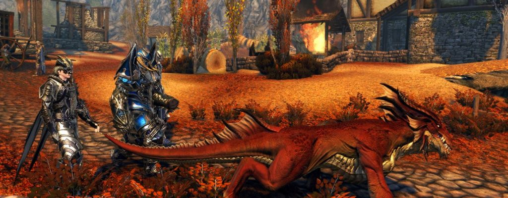 Neverwinter: Free2Play-MMORPG kommt auf XBox One