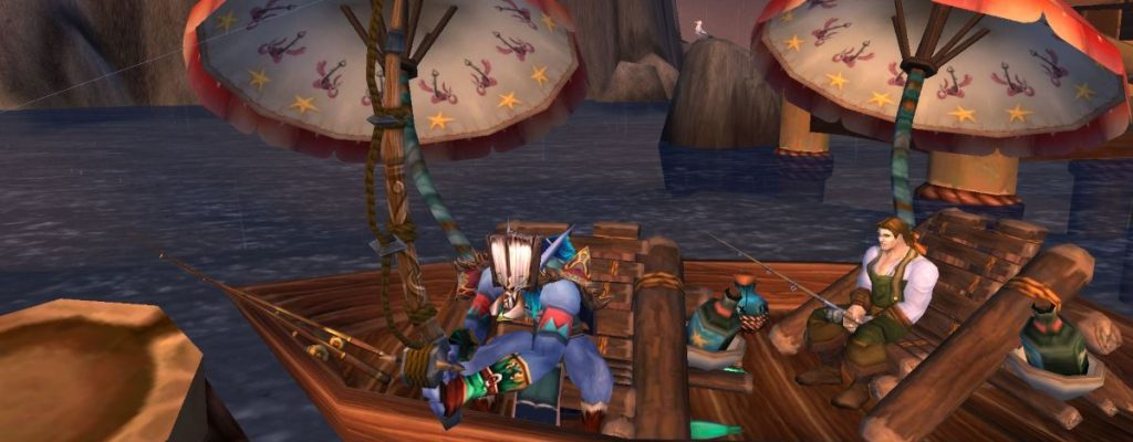 World of Warcraft: Nat Pagle, Meisterangler wird Gefolgsmann