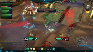 WildStar Dolchsteinpass 15vs15 Battleground