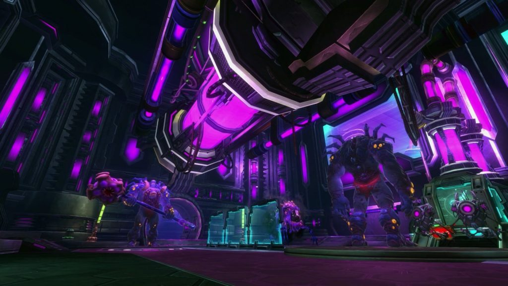 WildStar Gen-Archive