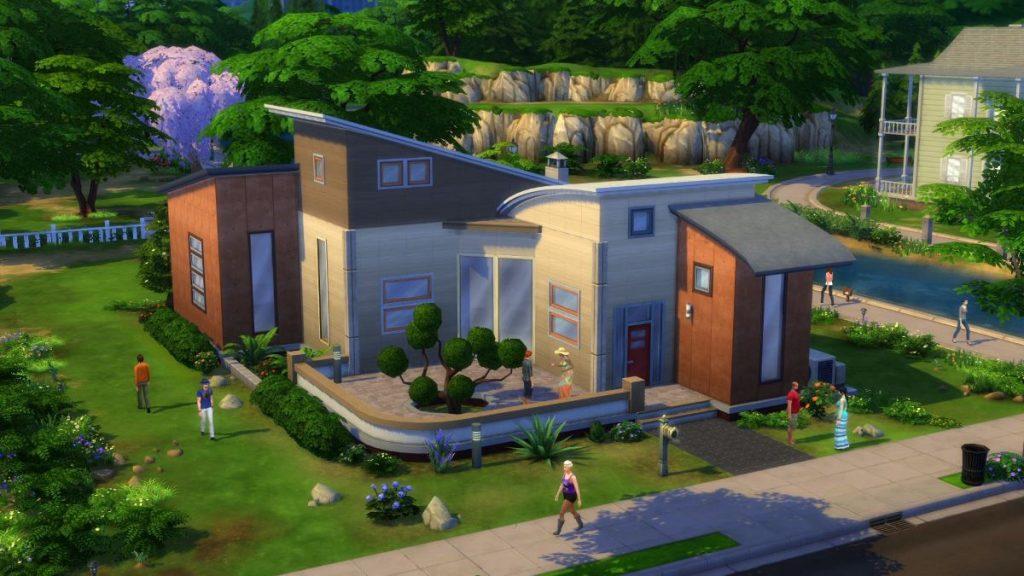 Sims Haus