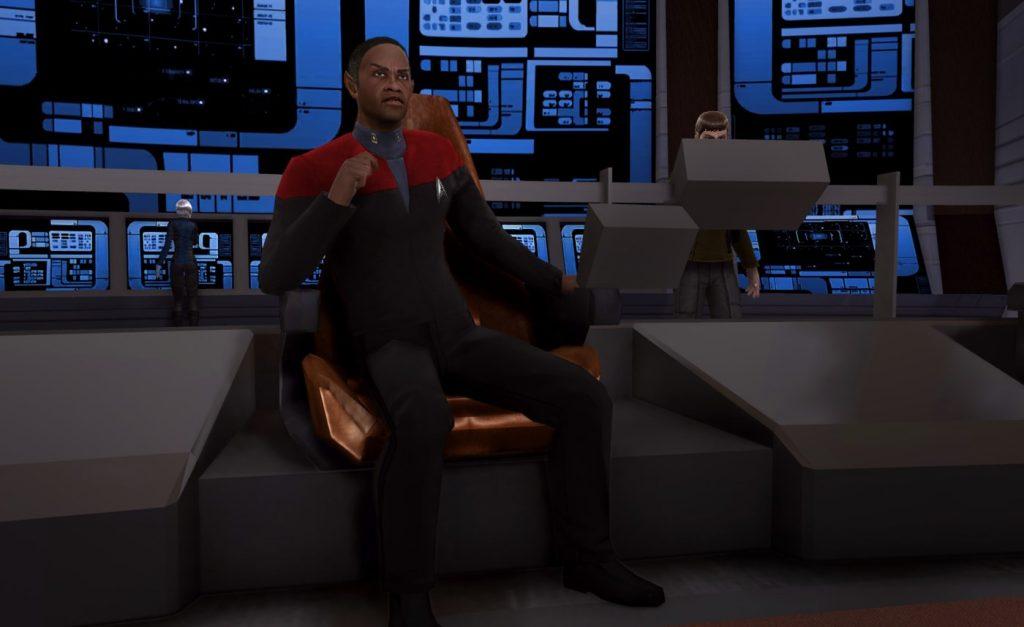 Star Trek Online: Kommandeur