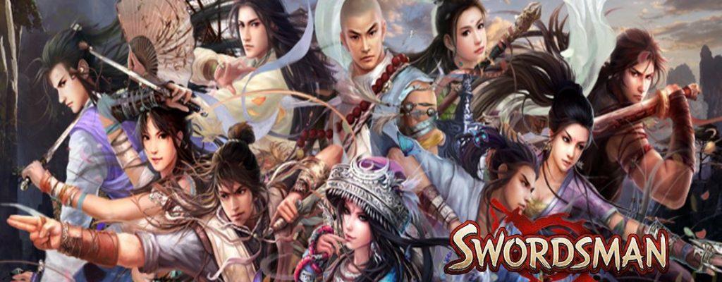 Swordsman Online: Kostenloses Martial-Arts-MMORPG jetzt auf Steam