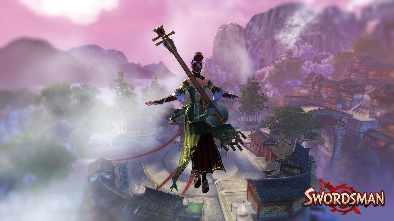Swordsman Martial-Arts-MMORPG
