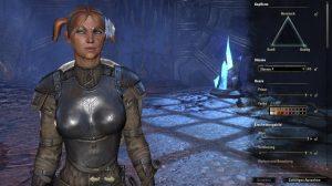 The Elder Scrolls Online Charaktererstellung