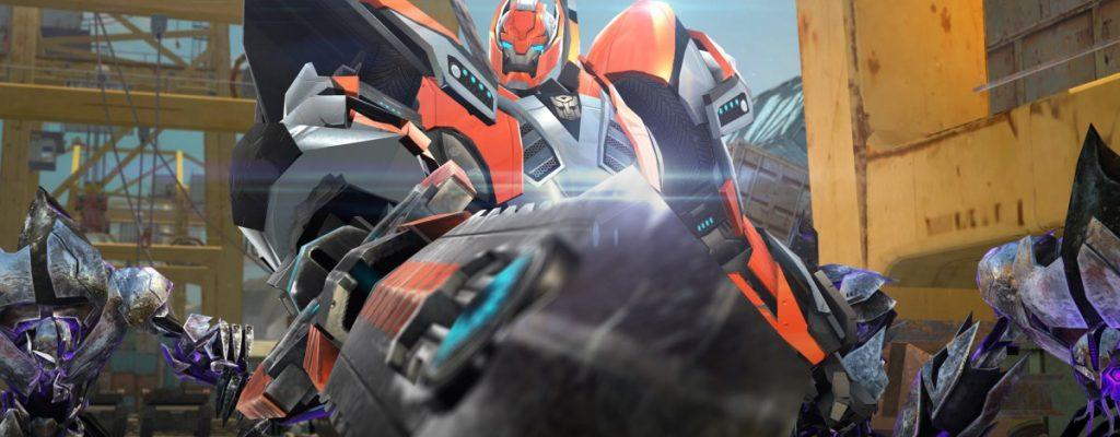 Transformers Universe: Erster Blick zeigt Lackschäden