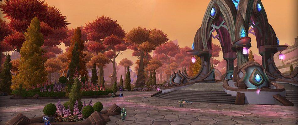 World of Warcraft: Shattrath feiert Comeback
