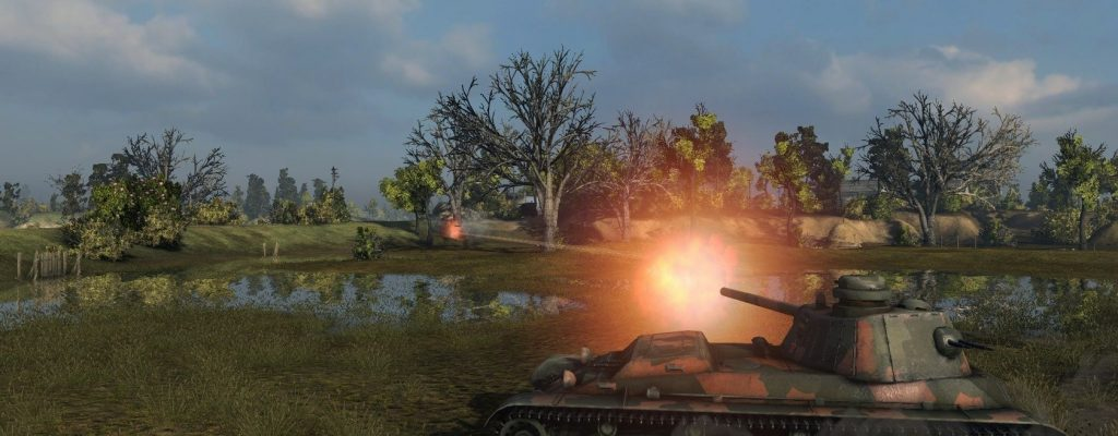Vorsprung von World of Tanks auf War Thunder bleibt groß
