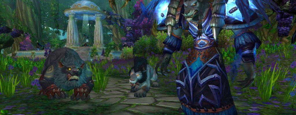 World of Warcraft: Aus Katzen werden Killer, Druiden mit neuer Tiergestalt