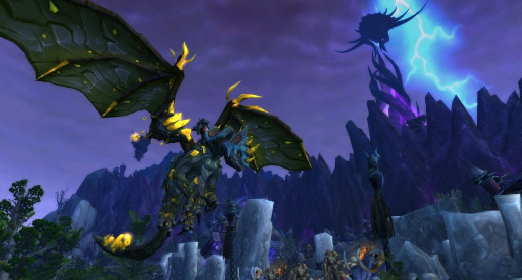 World of Warcraft: Fliegender Drache