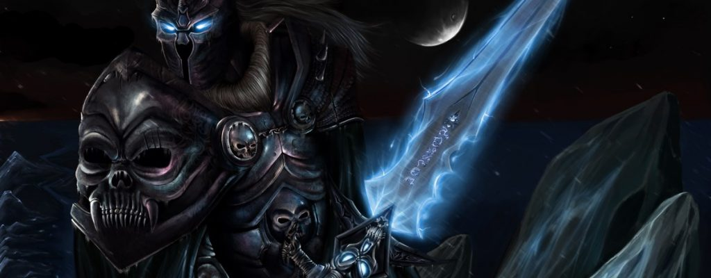 World of Warcraft: Schmied baut Frostmourne nach