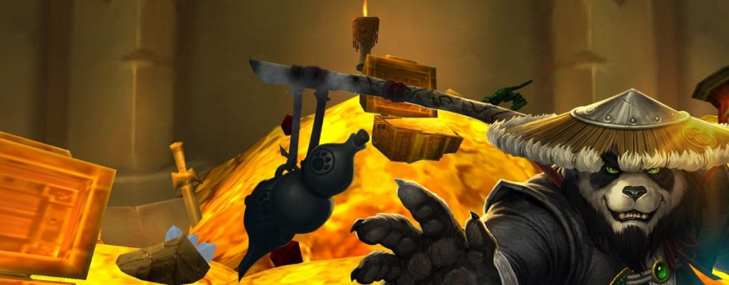 World-of-Warcraft-Gold, Bitcoins oder Euros: Nur Spielgeld
