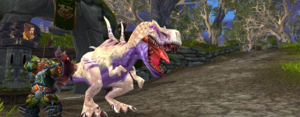 "World of Warcraft: Jäger-Pets verstehen ""Stell dich tot"""