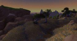 World of Warcraft in der Nacht