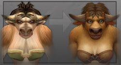 World of Warcraft - Der weibliche Tauren