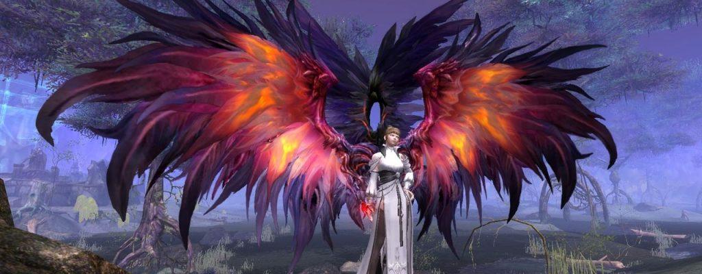 Hier hebt ihr ab – 6 MMORPGs, in denen Ihr mit Flügeln fliegen könnt