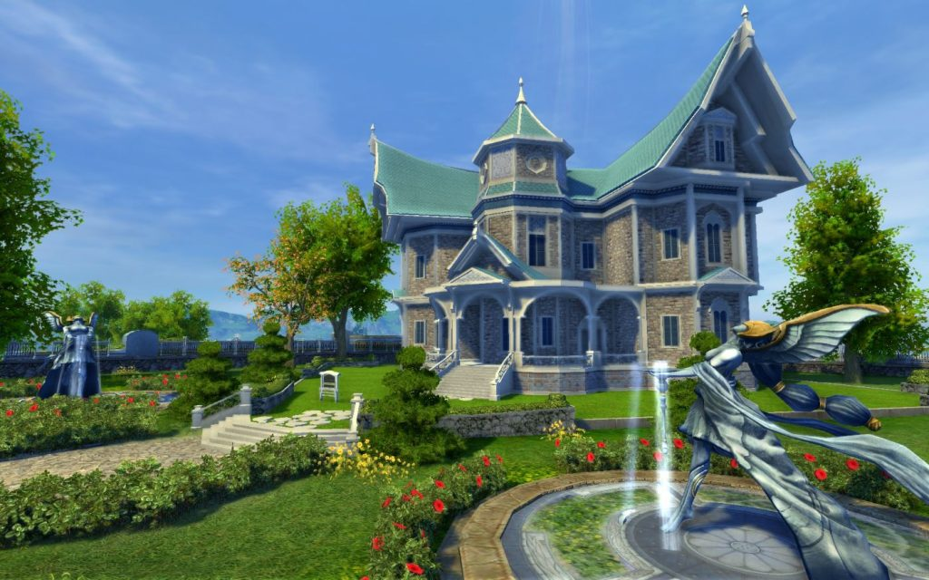 Housing in Aion