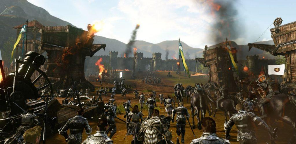 ArcheAge Belagerungskriege