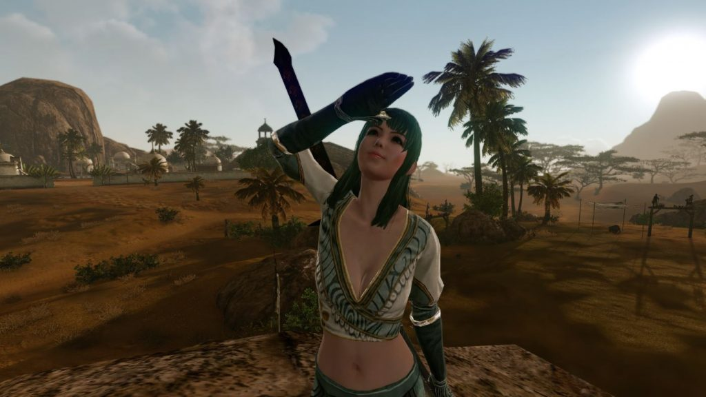 ArcheAge Launch