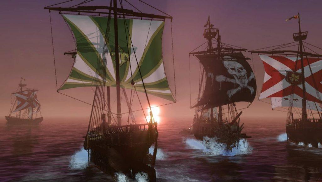 ArcheAge Schiffe