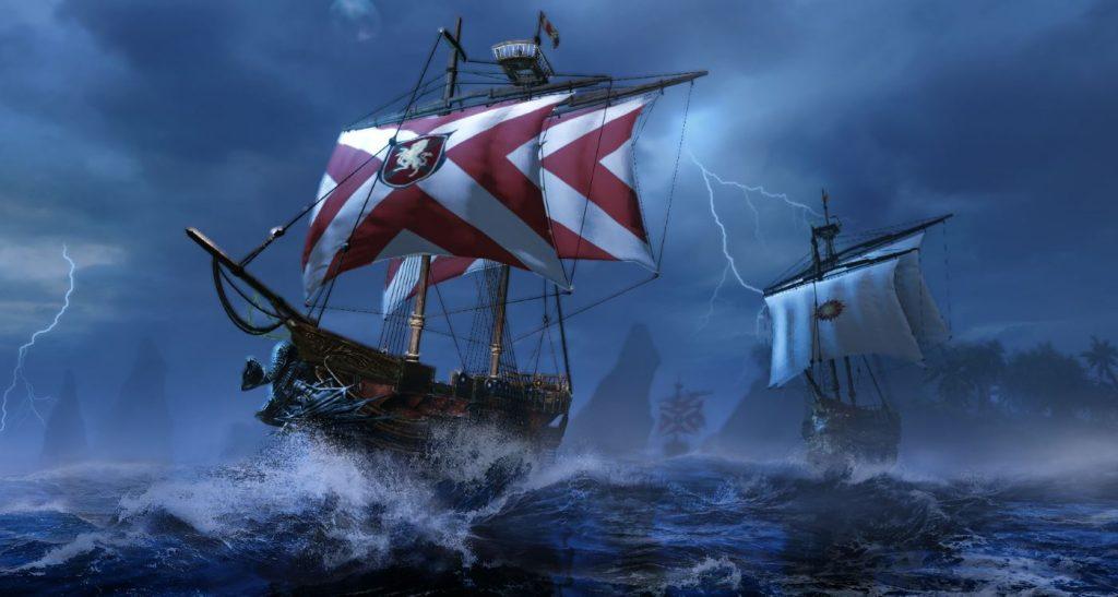 ArcheAge Sturm auf der See