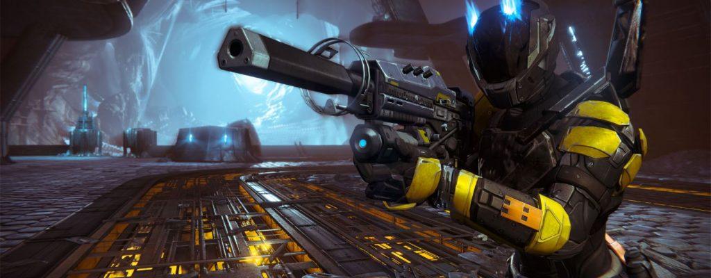 Destiny: Hier ist eine aktuelle Loot-Cave auf der Venus