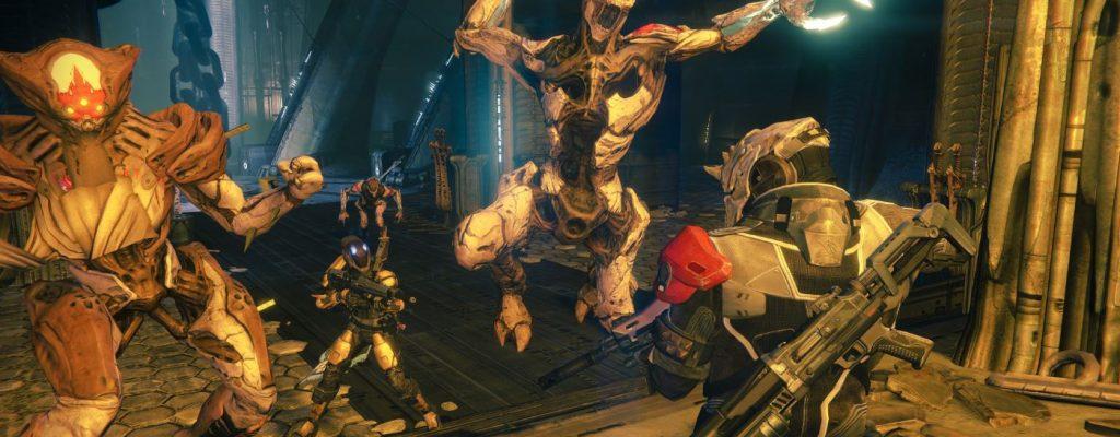 """Destiny: Cinematic-Trailer zum DLC """"Dunkelheit lauert"""" geleakt"""