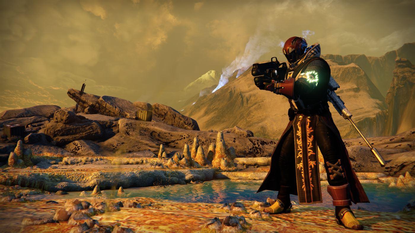 Destiny Warlock