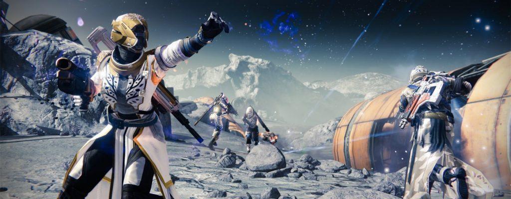 Destiny: Führt der zweite Raid auf den Mond?