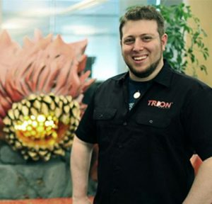 Evan Berman Community Manager Trion