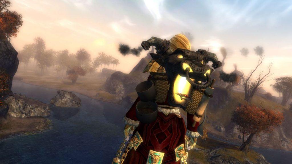 Guild Wars 2 Crafting Rucksack