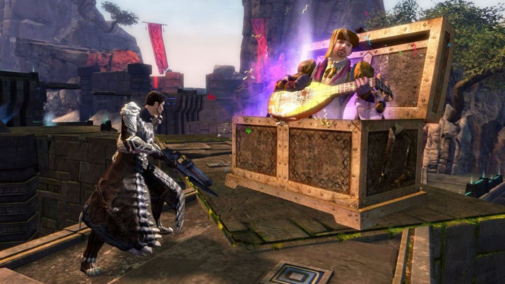 Guild Wars 2 Feier