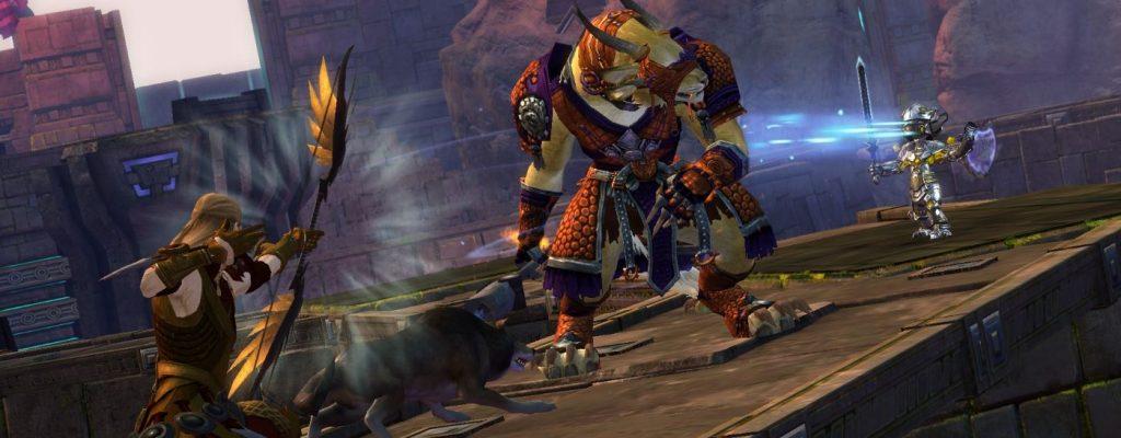 Guild Wars 2: Nächste Living Story mit Anspielung auf erstes Guild Wars