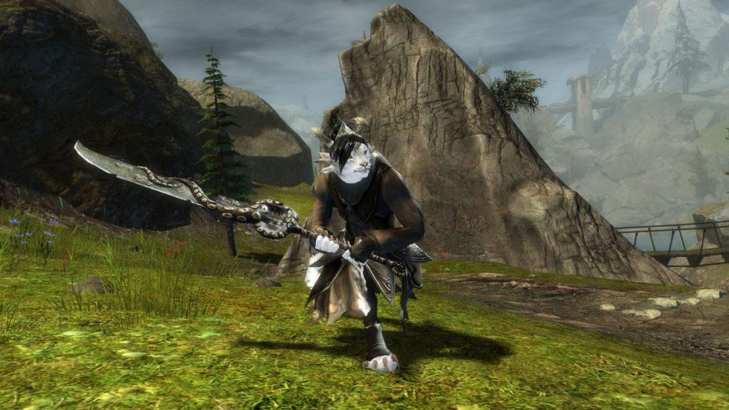 Guild Wars 2 : Neue Rüstung für die Levelphase