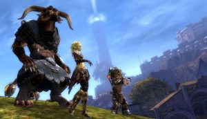 Guild Wars 2 Welt gegen Welt