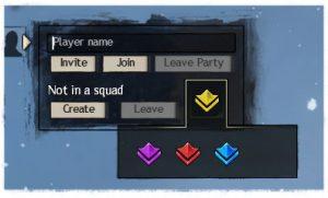 Guild Wars Commander Farben
