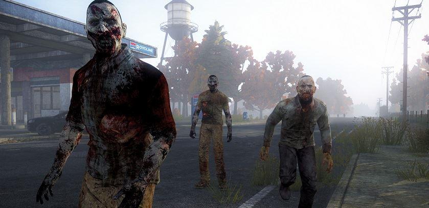 H1Z1 Zombie Attacke